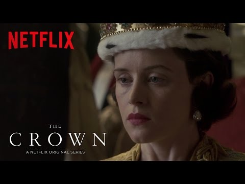 The Crown   Featurette: The Weight of the Crown   Netflix