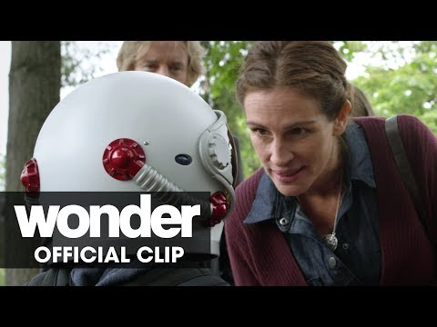 "Wonder (2017 Movie) Official Clip ""First Day"" – Julia Roberts, Owen Wilson, Jacob Tremblay"