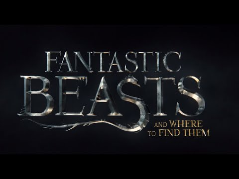 Fantastic Beasts and Where to Find Them - Announcement Trailer NL/FR [HD]