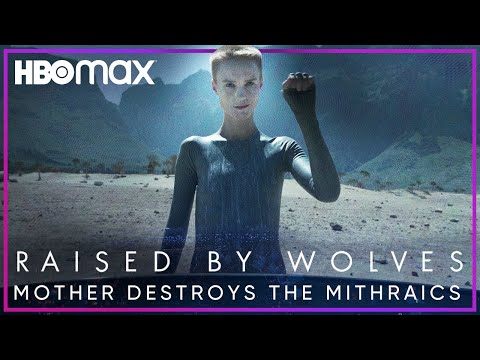 Raised by Wolves | Mother Reveals Her True Powers For The First Time | HBO Max