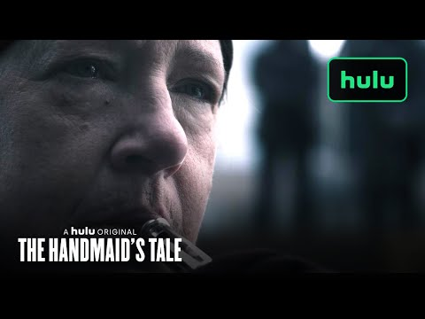Aunt Lydia's Journey | The Handmaid's Tale Catch Up | Hulu