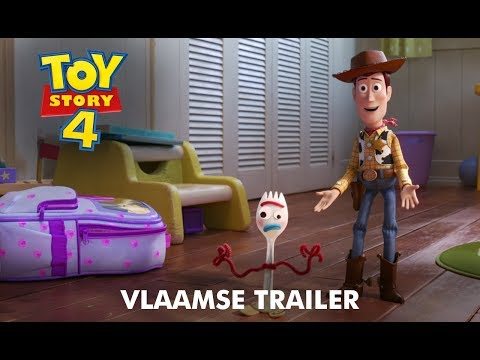 Toy Story 4 | Vlaamse trailer | Disney BE