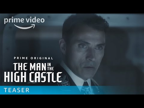 The Man in the High Castle Season 3 WW2 Show Preview | Prime Video
