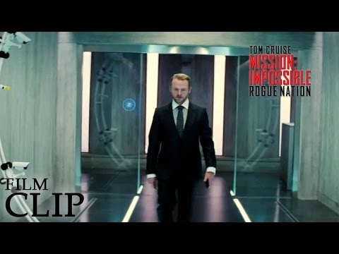 MISSION: IMPOSSIBLE - ROGUE NATION | You Can Do That | Official Film Clip