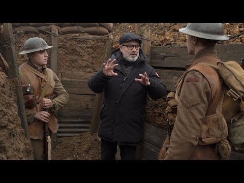 The Cast & Filmmakers Behind 1917 | Experience It In IMAX®