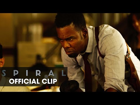 """Spiral: Saw (2021 Movie) Official Clip """"Play Me"""" – Chris Rock, Max Minghella"""