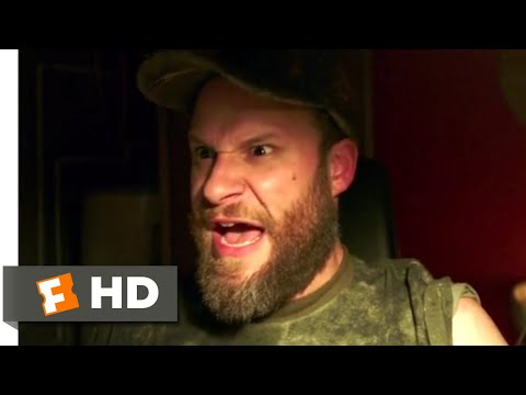 Long Shot (2019) - Tricking Racists Scene (1/10)   Movieclips