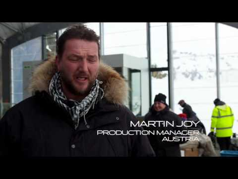 Spectre Austria Video Blog 1
