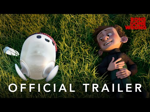 Ron's Gone Wrong | Official Trailer | HD | FR/NL | 2021