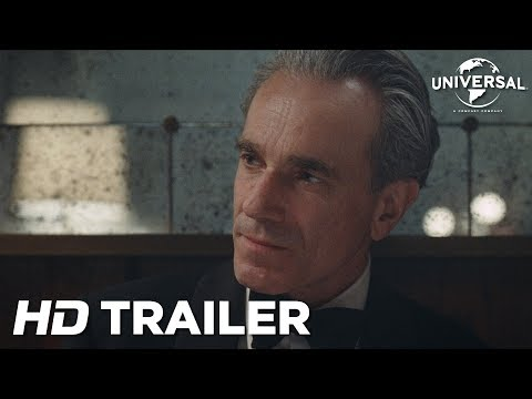 Phantom Thread | Official Trailer 1 (Universal Pictures) HD