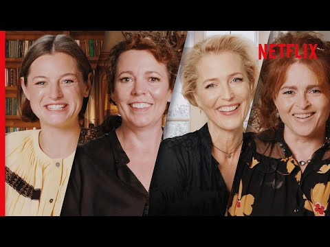 The Crown Cast Tell The Story Of Filming Season 4 | Netflix