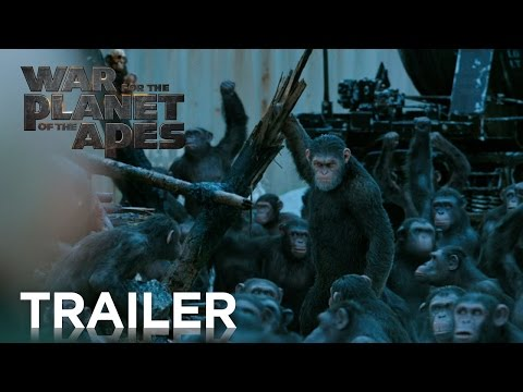 War for the Planet of the Apes | Official Trailer #3 | HD | NL/FR | 2017