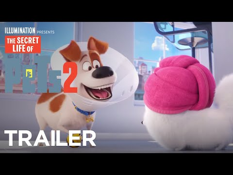 The Secret Life Of Pets 2 | The Busy Bee Trailer [HD] | Illumination