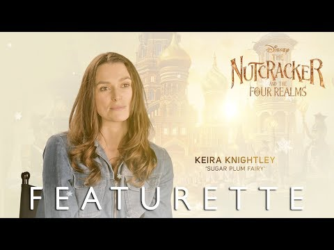 Disney's The Nutcracker and the Four Realms - Journey to the Four Realms Featurette