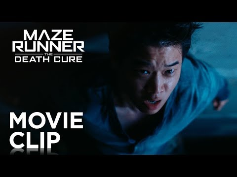 """The Maze Runner: The Death Cure   """"In the Maze"""" Clip   VL   Vanaf"""
