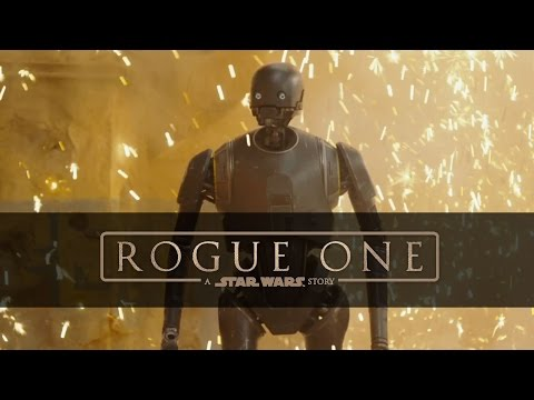 """Rogue One: A Star Wars Story """"K-2SO Featurette"""""""