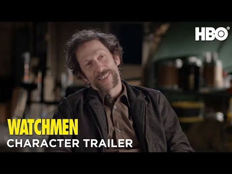 Watchmen: Looking Glass (Character Trailer) | HBO
