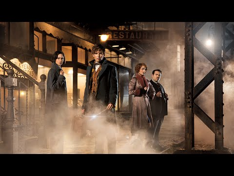 FANTASTIC BEASTS AND WHERE TO FIND THEM | Official Trailer 1 NL/FR