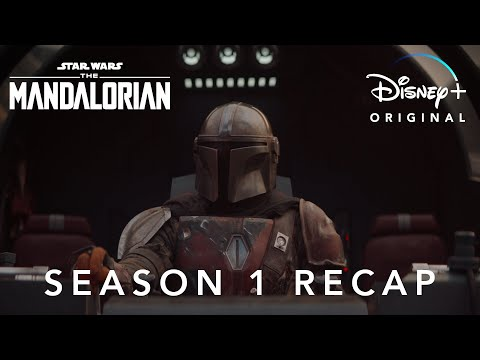The Mandalorian | Seizoen 1 Recap | Disney+ BE