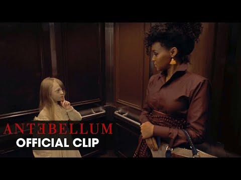 "Antebellum (2020 Movie) Official Clip ""In Trouble For Talking"" – Janelle Monáe"
