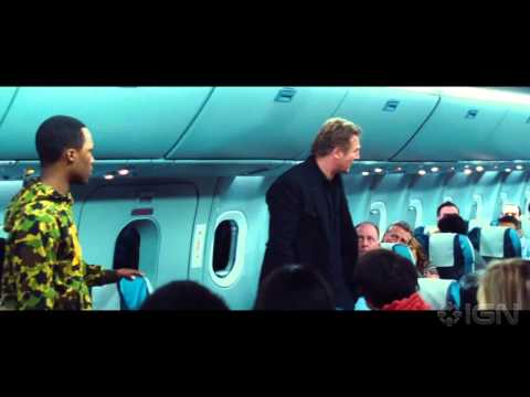 """Non-Stop: """"Bill Questions Who He Is To The Passengers"""" Clip"""