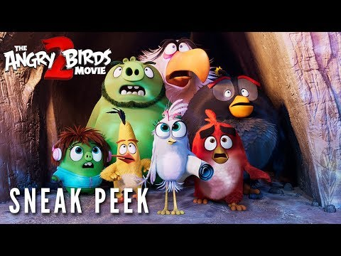 THE ANGRY BIRDS MOVIE 2 - Exclusive Sneak Peek (In Theaters August 14)