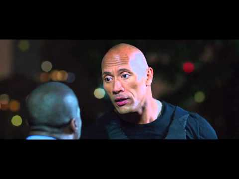Central Intelligence Movie Trailer with Dwayne Johnson and Kevin Hart