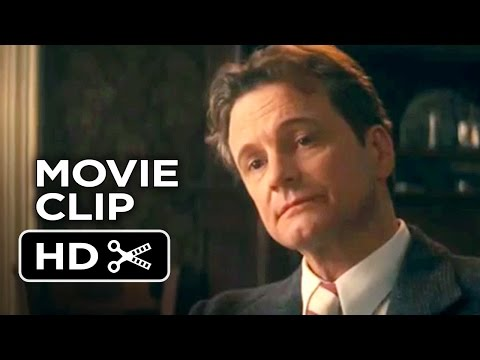 Magic in the Moonlight Movie CLIP - She's Quite Likeable (2014) - Colin Firth Movie HD