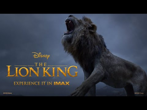 The Lion King | IMAX® Immersive Sound