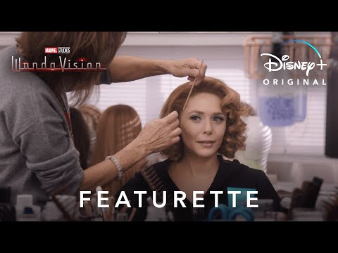 Costumes Featurette | Marvel Studios' WandaVision | Disney+