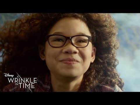 """This is Wild"" Clip"" - Disney's A Wrinkle in Time"