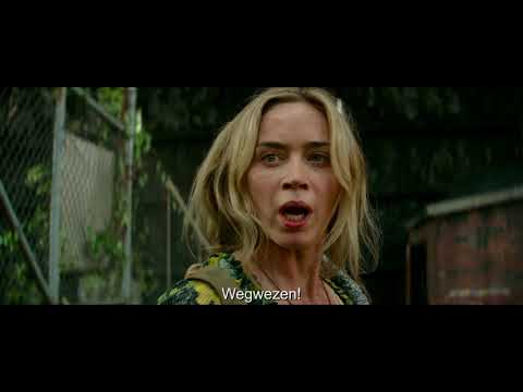 A QUIET PLACE II - Featurette 'Questions answered' - NL