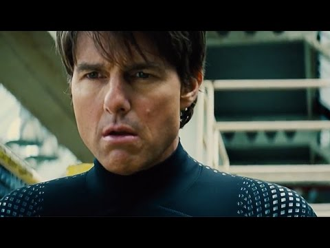 Mission: Impossible Rogue Nation Trailer #2 (HD) 2015, Tom Cruise
