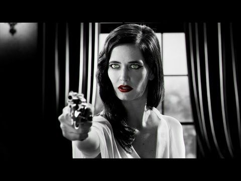 """Frank Miller's Sin City: A Dame to Kill For - """"Killing an Innocent Man"""" Clip"""