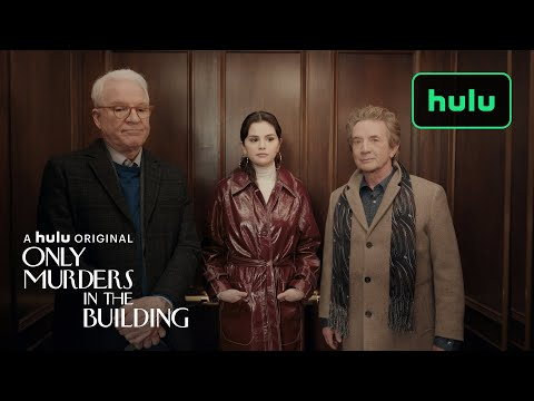 Only Murders in the Building (Official) Teaser | A Hulu Original
