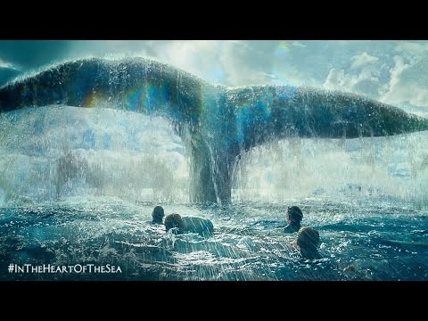 In the Heart of the Sea - Final Trailer [HD]
