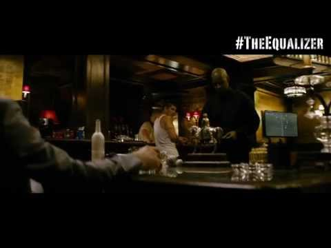 The Equalizer // Clip - Office Showdown (NL sub)