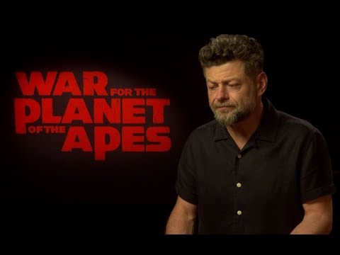 War for the Planet of the Apes | Interview cast met Gilles Van Bouwel | HD | NL/FR | 2017