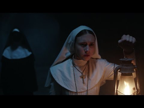"""THE NUN (2018) Clip """"Sister"""" HD, The Conjuring"""