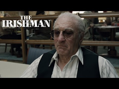 The Irishman   Spanning 50 years with Makeup and Hair   Netflix