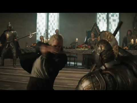 Netflix: The Witcher - Fight Clip (HD)