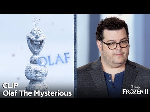 """Olaf The Mysterious"" Special Look 
