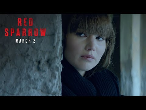 """Red Sparrow   """"She's Out of Your League"""" TV Commercial   20th Century FOX"""