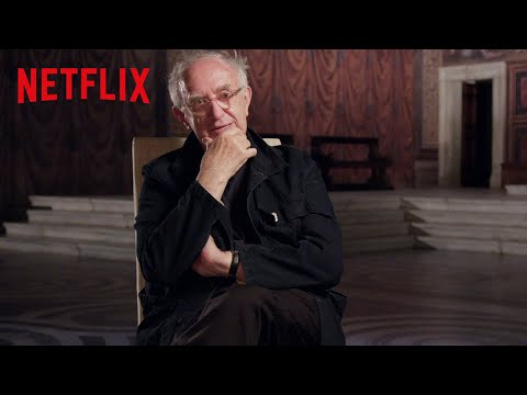 The Two Popes - Jonathan Pryce featurette   Netflix