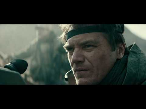 12 STRONG - Michael Shannon BTS :60 (Now Playing)