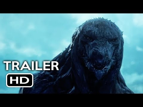 Godzilla: Monster Planet Official Trailer #2 (2017) Netflix Animated Movie HD