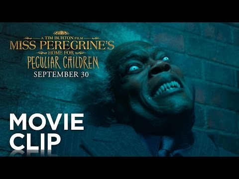 "Miss Peregrine's Home For Peculiar Children | ""Hold Barron Back"" Clip [HD] 