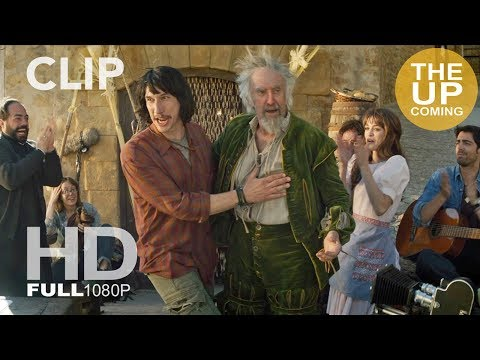 The Man Who Killed Don Quixote new clip official from Cannes – 2/3