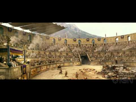 """Pompeii - """"He Would Not Dare"""" Clip"""