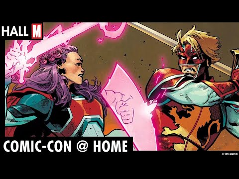 Comic-Con@Home Panel | Marvel: Next Big Thing